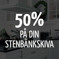 Stenbänkskiva Kampanj Kitchn & Home