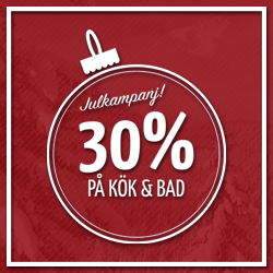 Julkampanj 30% 2019 Kitchn & Home Linköping