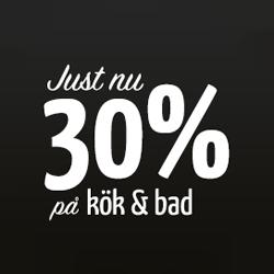 Vårkampanj 30% 2019 Kitchn & Home Linköping